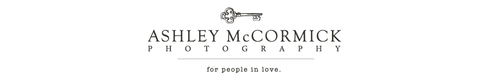 Ashley McCormick Photography {The Blog} logo